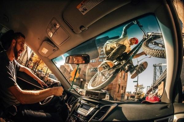 Fotógrafo: Ale Di Lullo Red Bull Illume 2016 Categoría: creatividad nueva. Atleta: Aaron Chase. Ubicación: Brooklyn, New York, USA