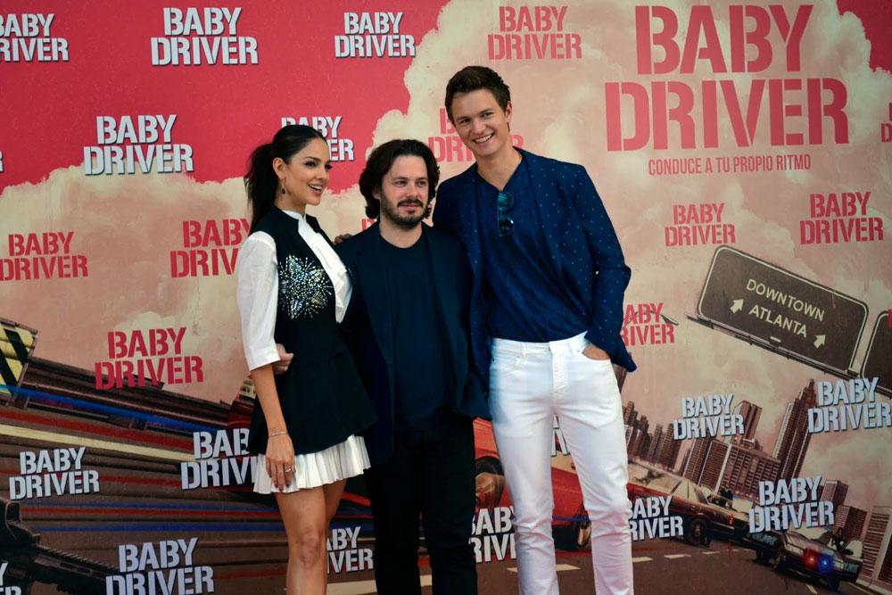 baby driver entrevistas
