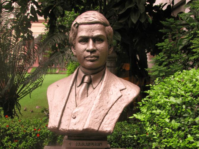 Srinivasa Aayingar Ramanujan