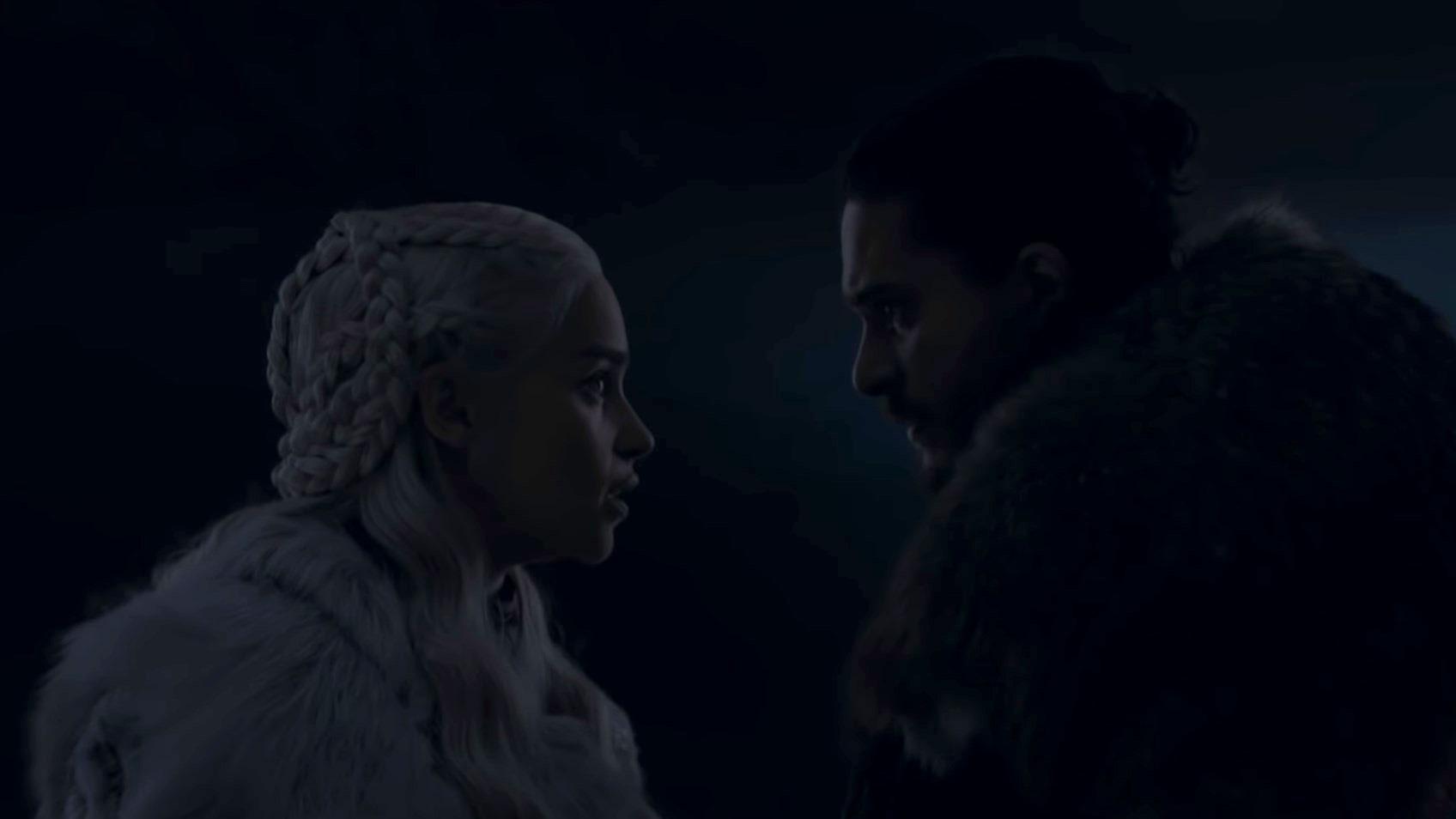 'Juego de Tronos': Primeras imágenes de la 'Batalla de Winterfell'