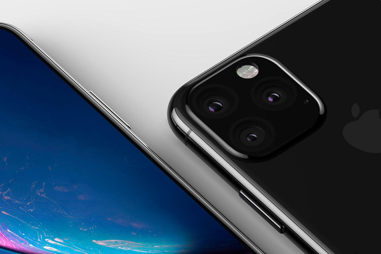 Cámaras del iPhone XI (2019)