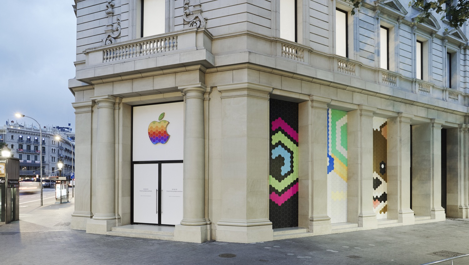 Apple Store Gracia