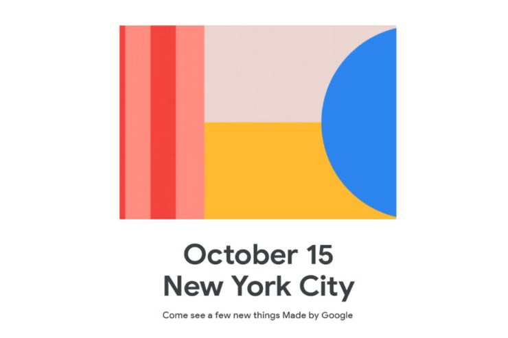 Google evento 2019