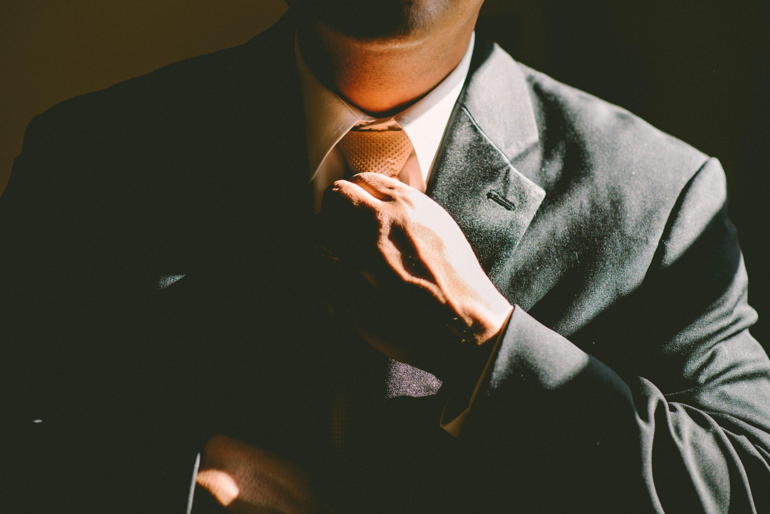 traje, hombre de negocios