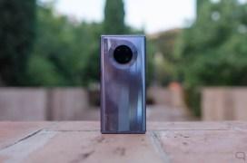 Trasera del Huawei Mate 30 Pro