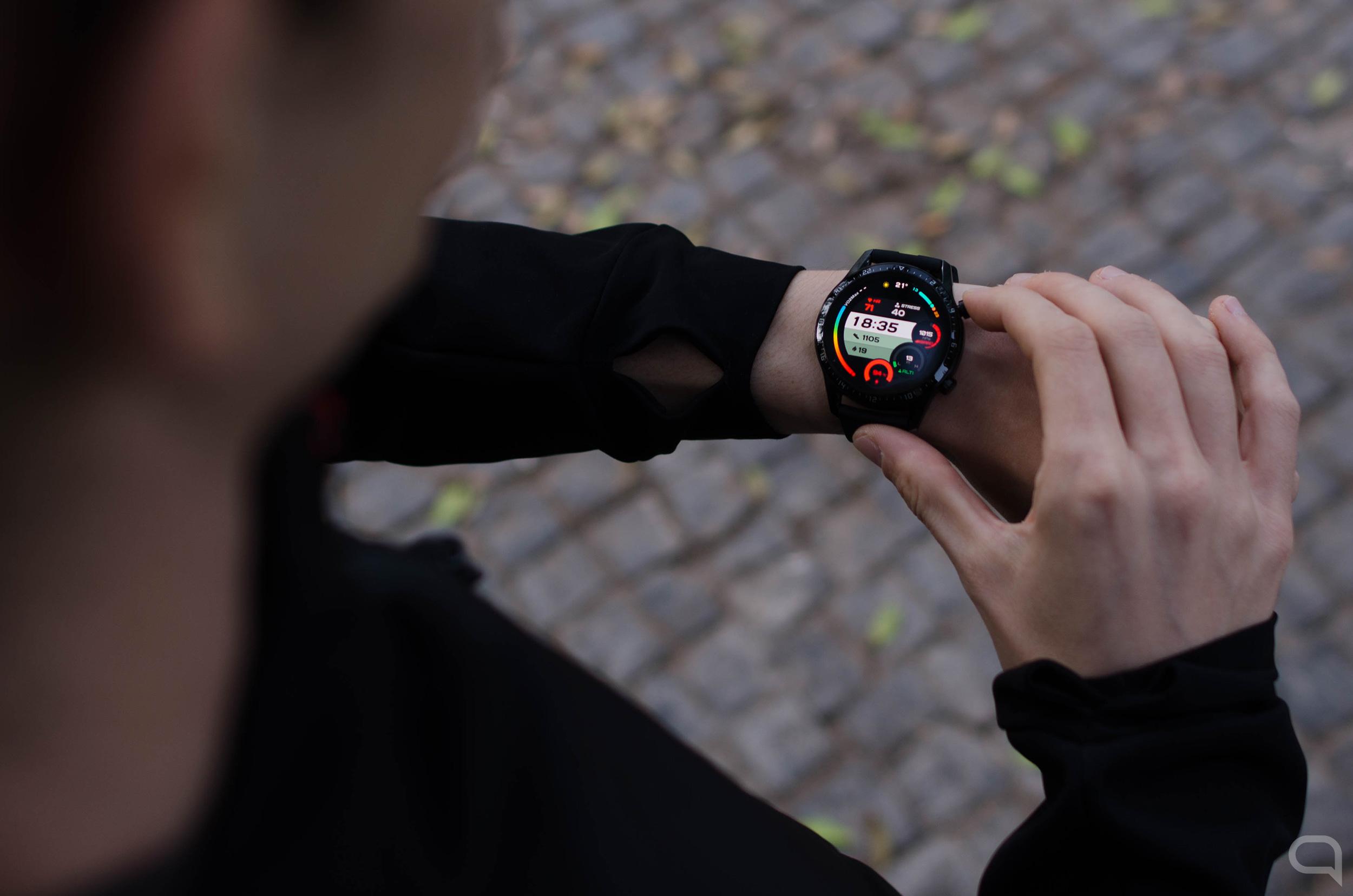 Pantalla principal del Huawei Watch GT 2
