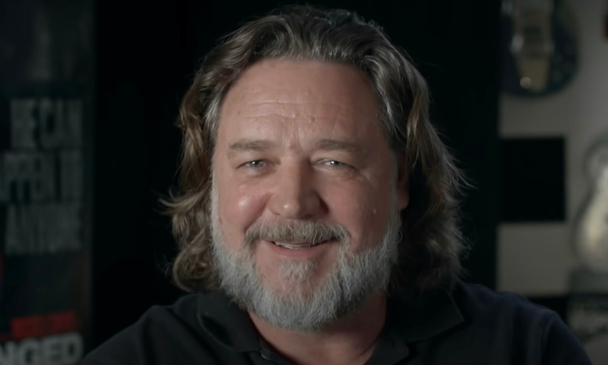 Russell Crowe se une al reparto de Thor Love and Thunder