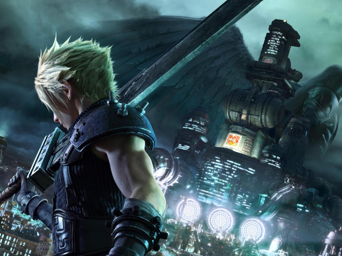 Final Fantasy VII Remake de Square Enix