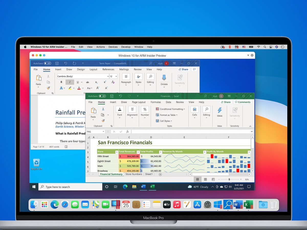 Ejecutar Windows 10 ARM en Mac M1